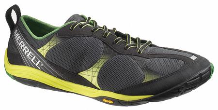 Des souliers de course au banc d'essai Géo Plein Air