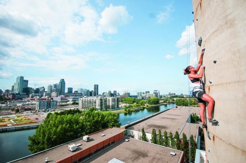 Le qubec champion mondial d 39 escalade go plein air for Escalade interieur quebec