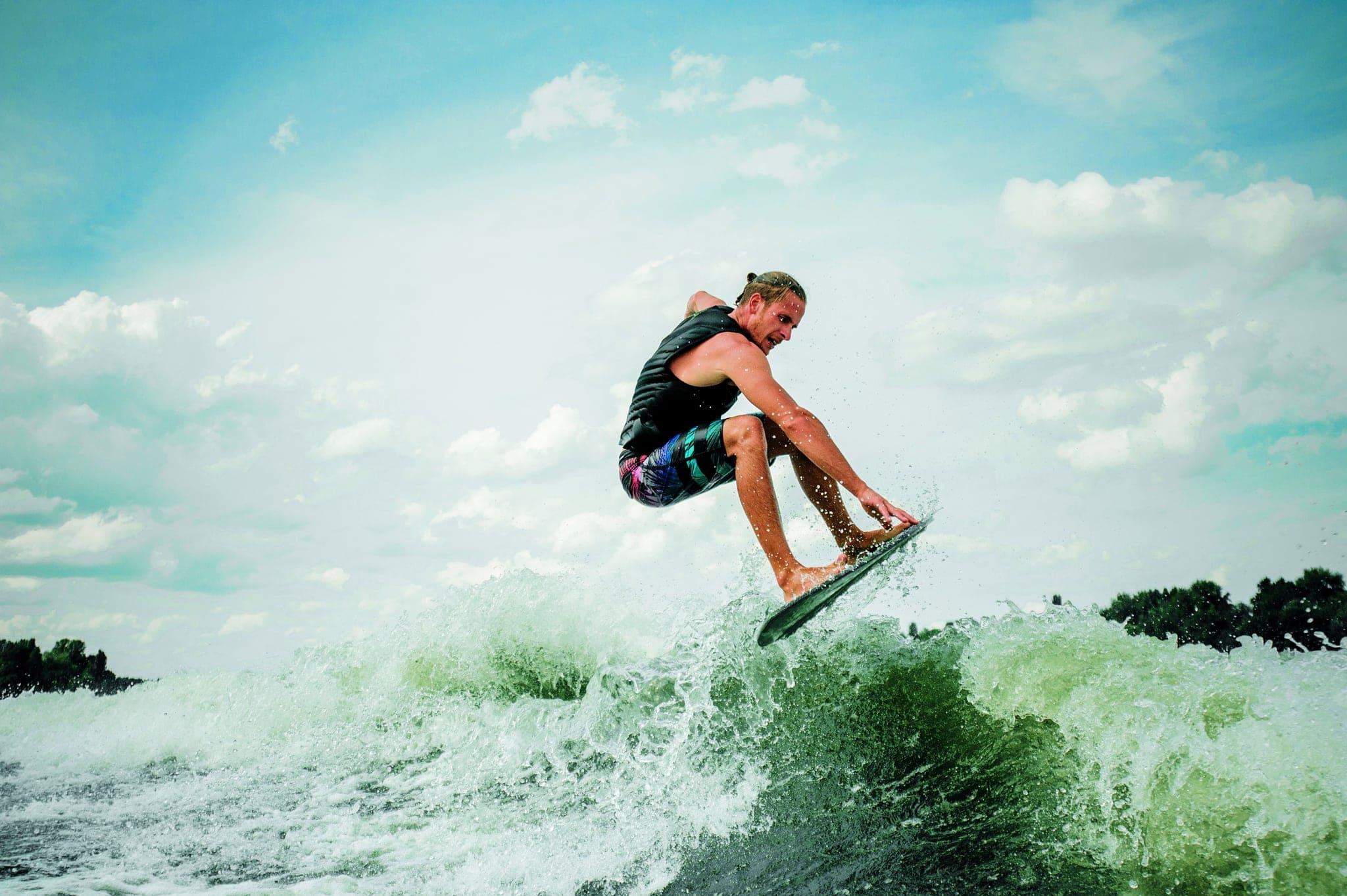 Wake surf 2