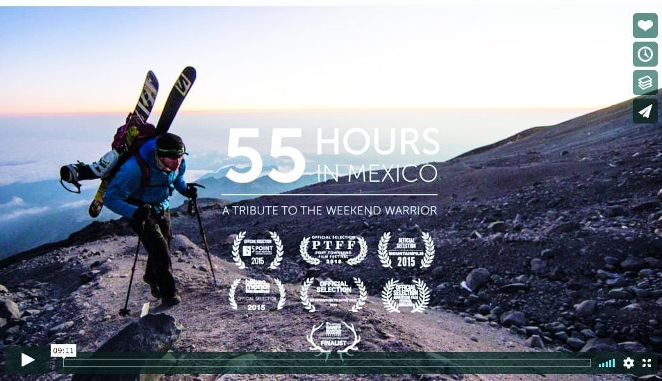55 heures mexico
