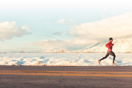 Winter Runner - machine