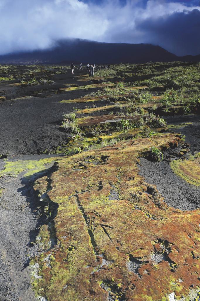Vanatu volcan