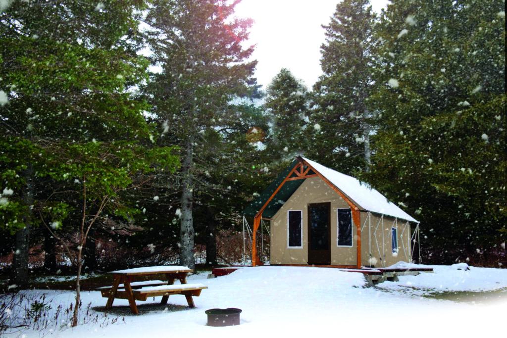 Hiver Portneuf-Avec neige