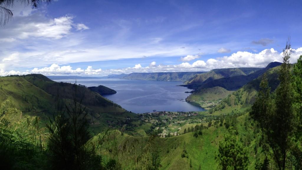 lac sumatra voyage