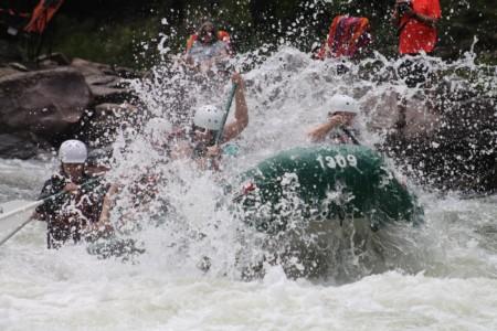 Rafting sur la Subansiri