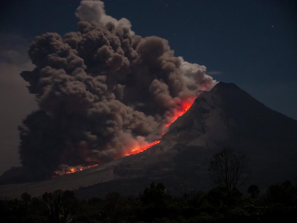 volcan sumatra voyage