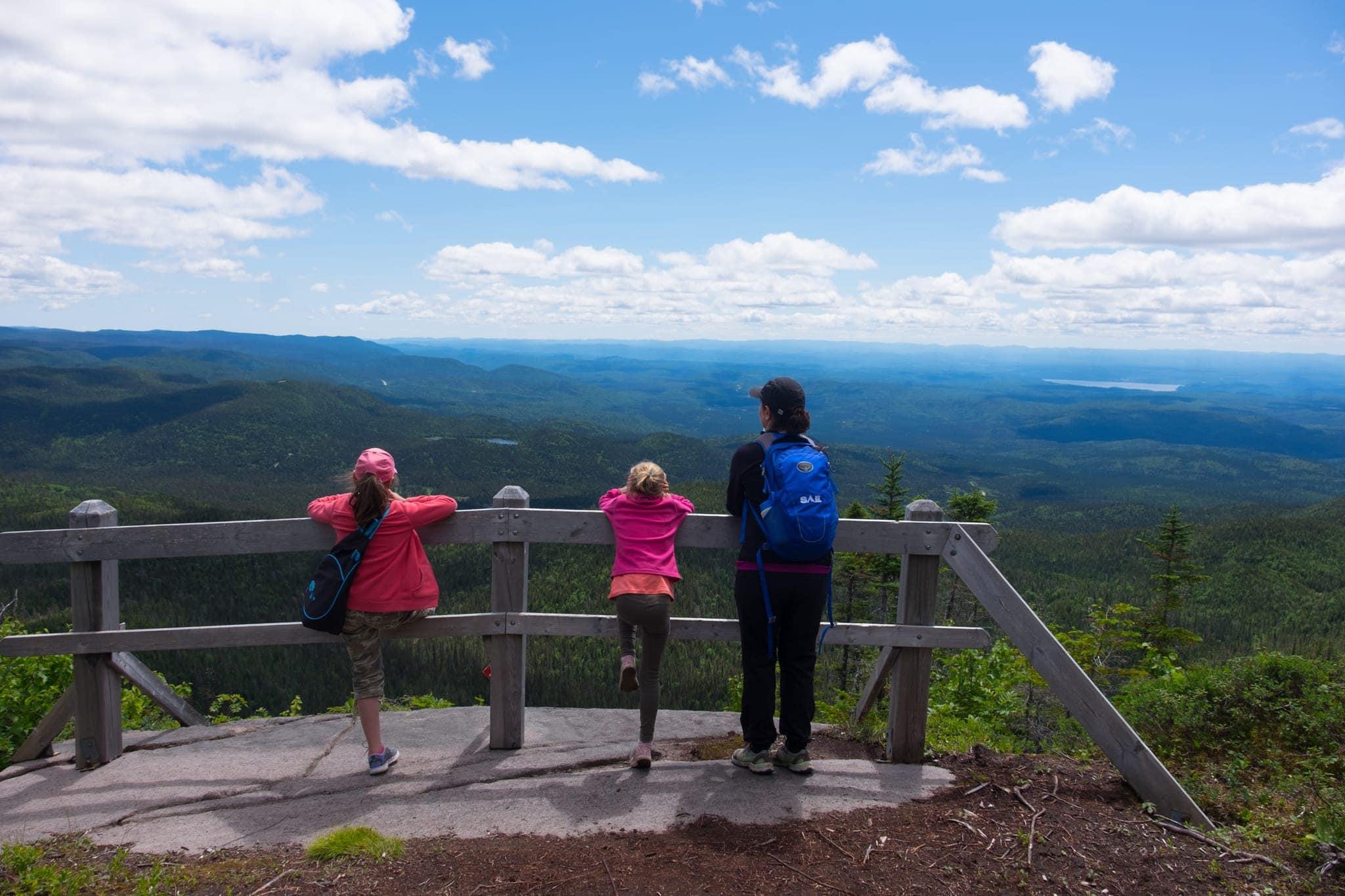 Parc national des Monts-Valin
